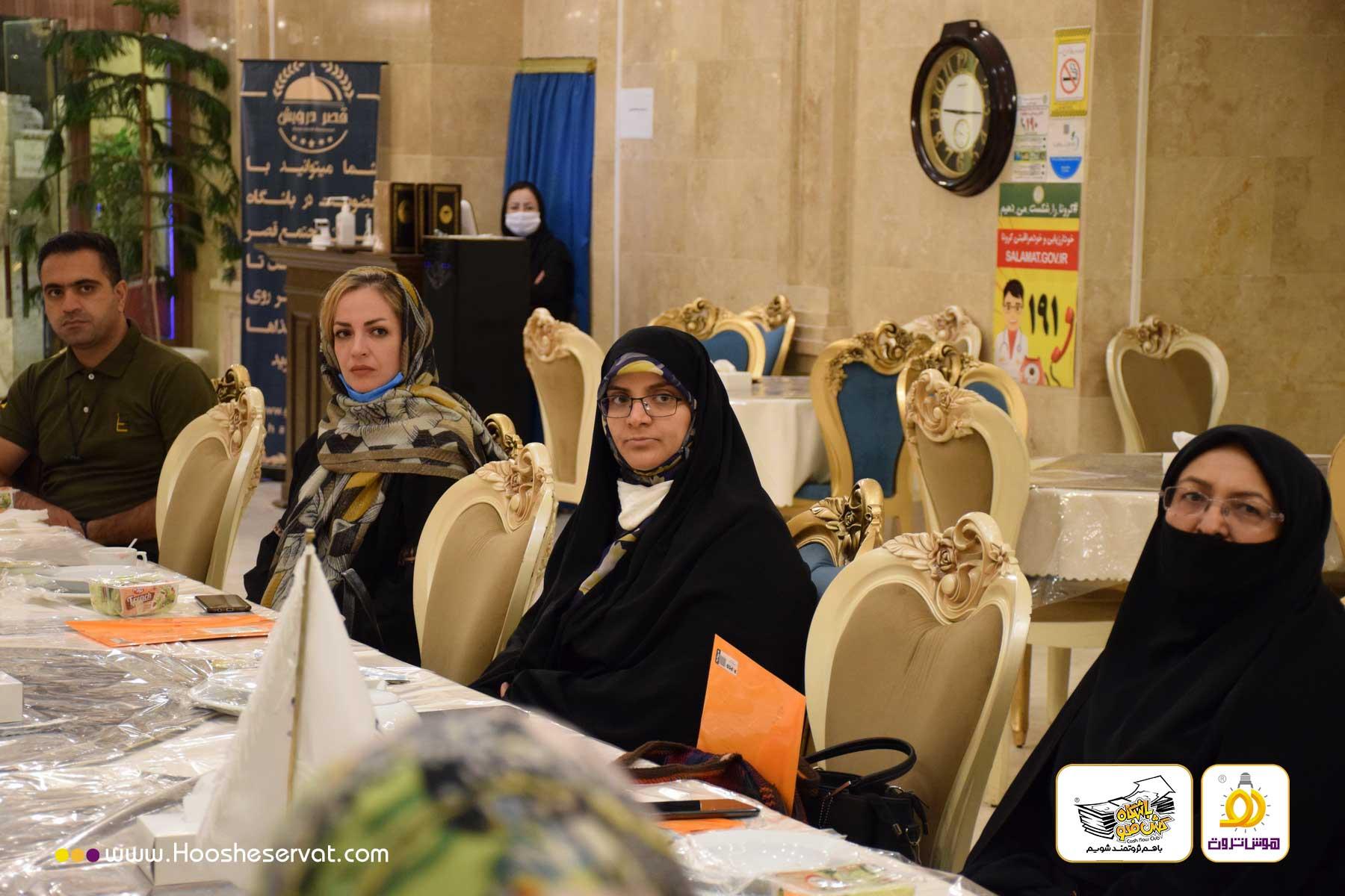 برگزاری مراسم سالگرد سرمایه گذاری جمعی در پروژه فرهنگی آموزشی بازی کش فلو